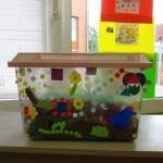Atelier 5 - Le terrarium escargots